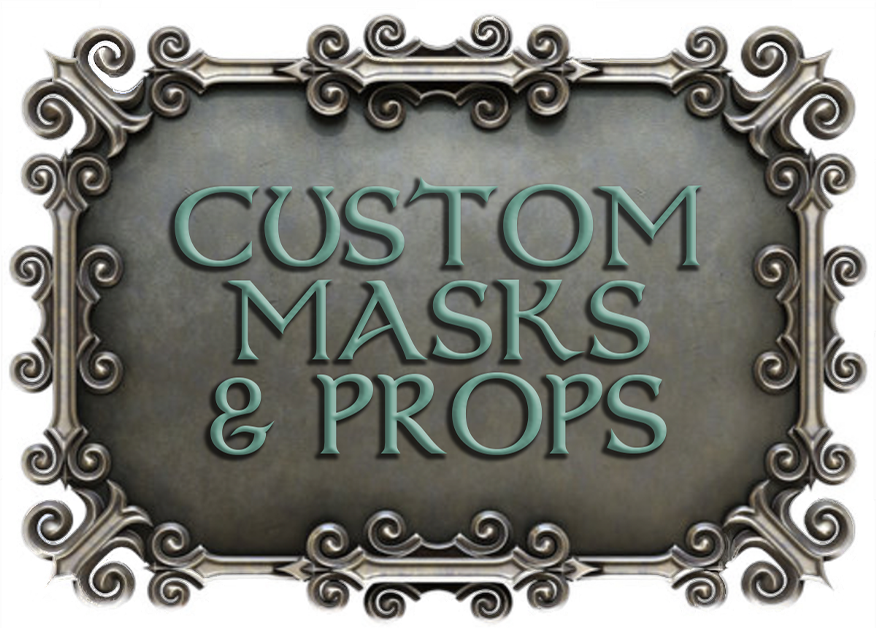 Custom Masks and Props Gallery