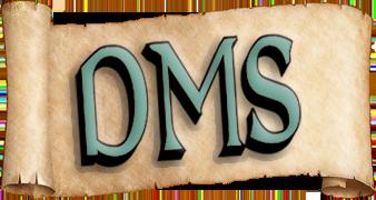 Dale Morton Studio DMS Logo