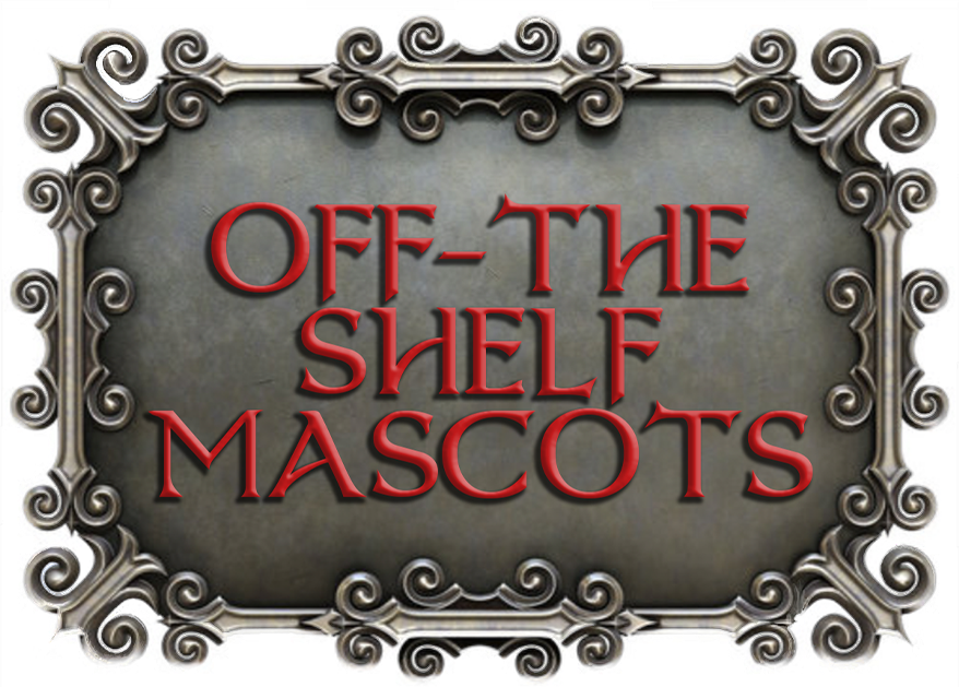 Off-the-shelf Mascots Gallery