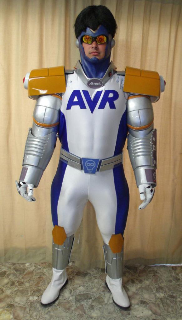 AVR Man