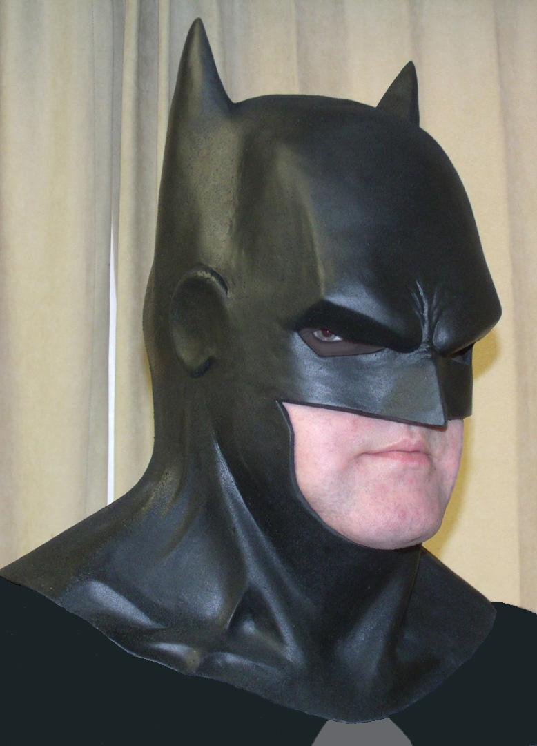 BATMAN Jim Lee All-Star mask 1