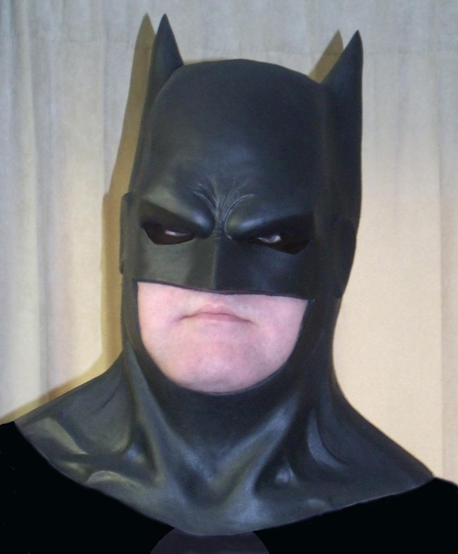 BATMAN Jim Lee All-Star mask