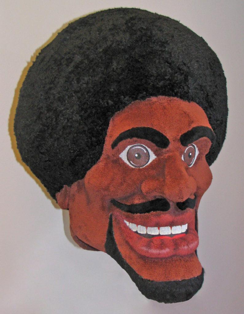 Billy Sims head