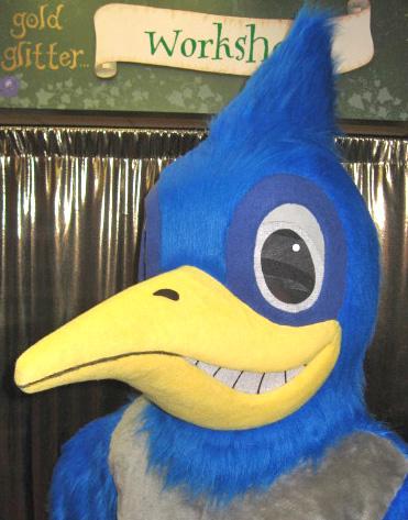 Birds Custom Mascot Costumes Gallery