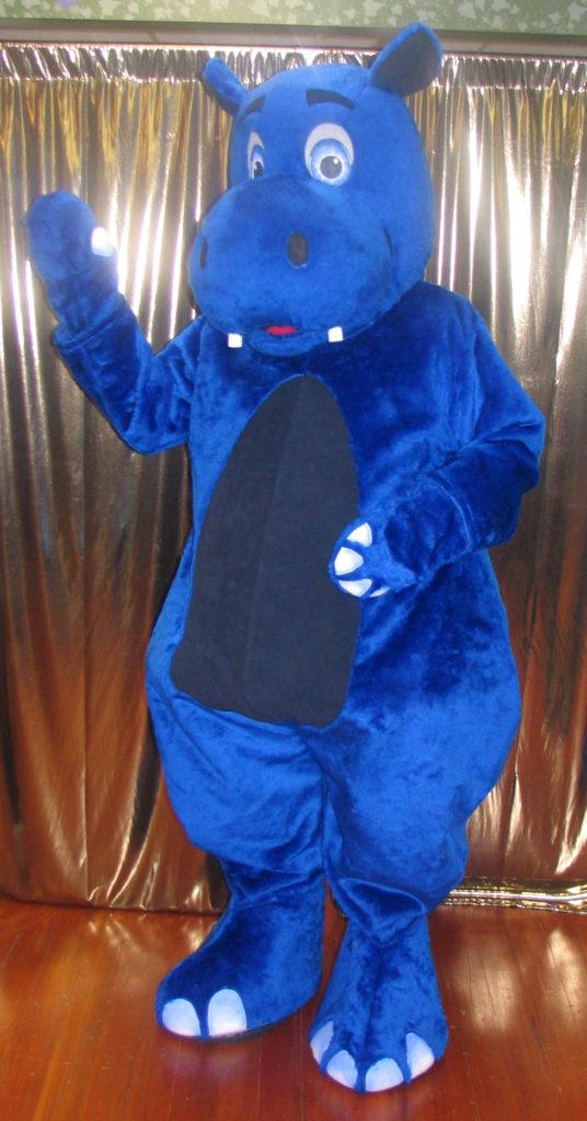 Blue Hippo 1
