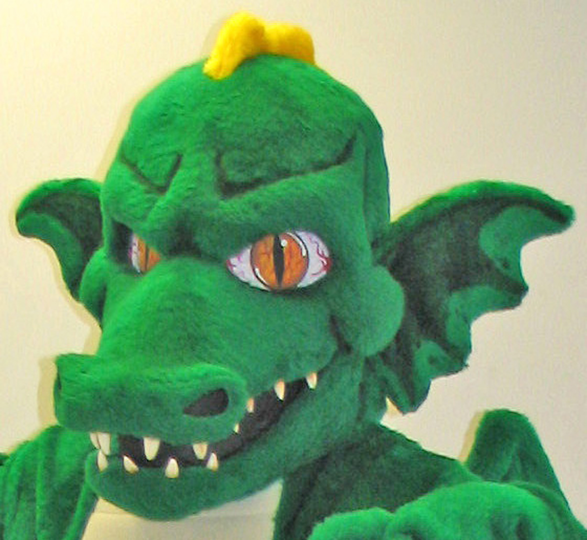 Dragons Off-the-Shelf Mascot Costumes Gallery
