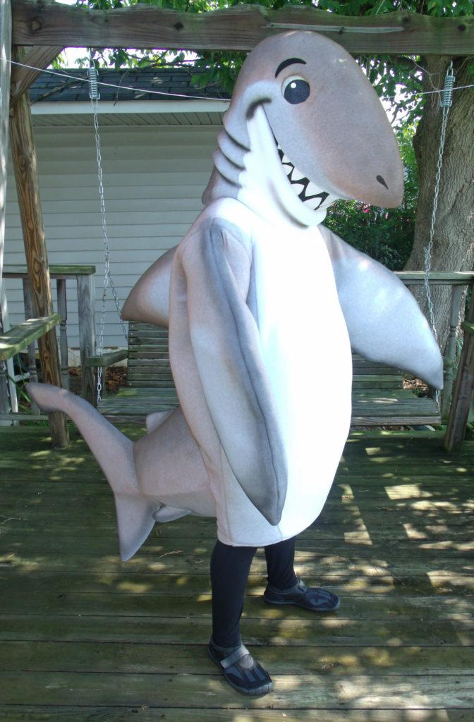 Dusky the Shark