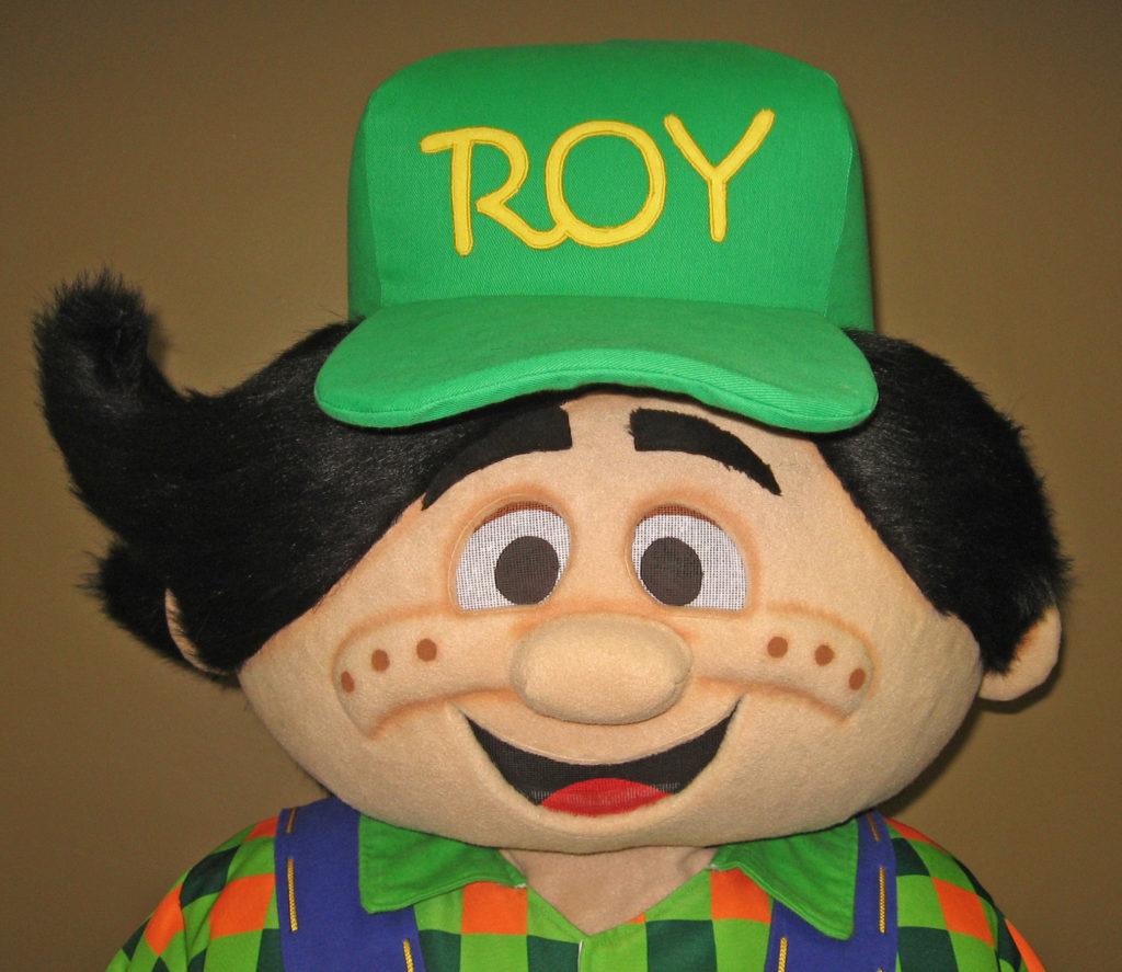Farmer Boy Roy