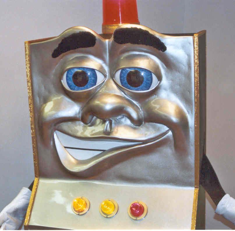 Fiberglass Custom Mascot Costumes Gallery
