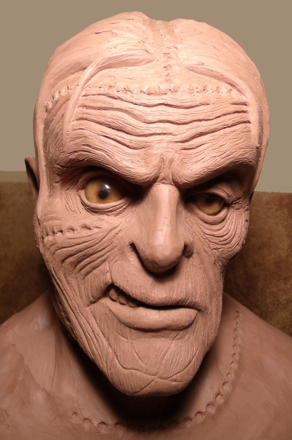 FRANKENSTEIN sculpture 1