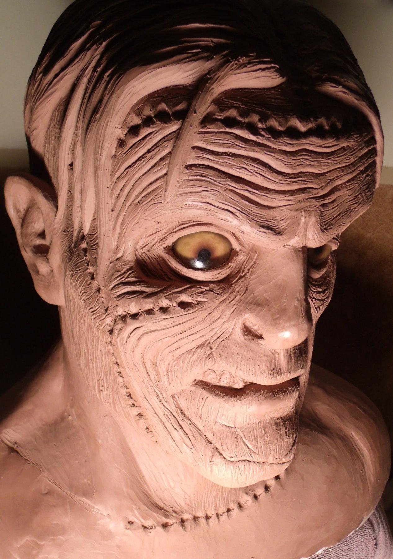 FRANKENSTEIN sculpture 2