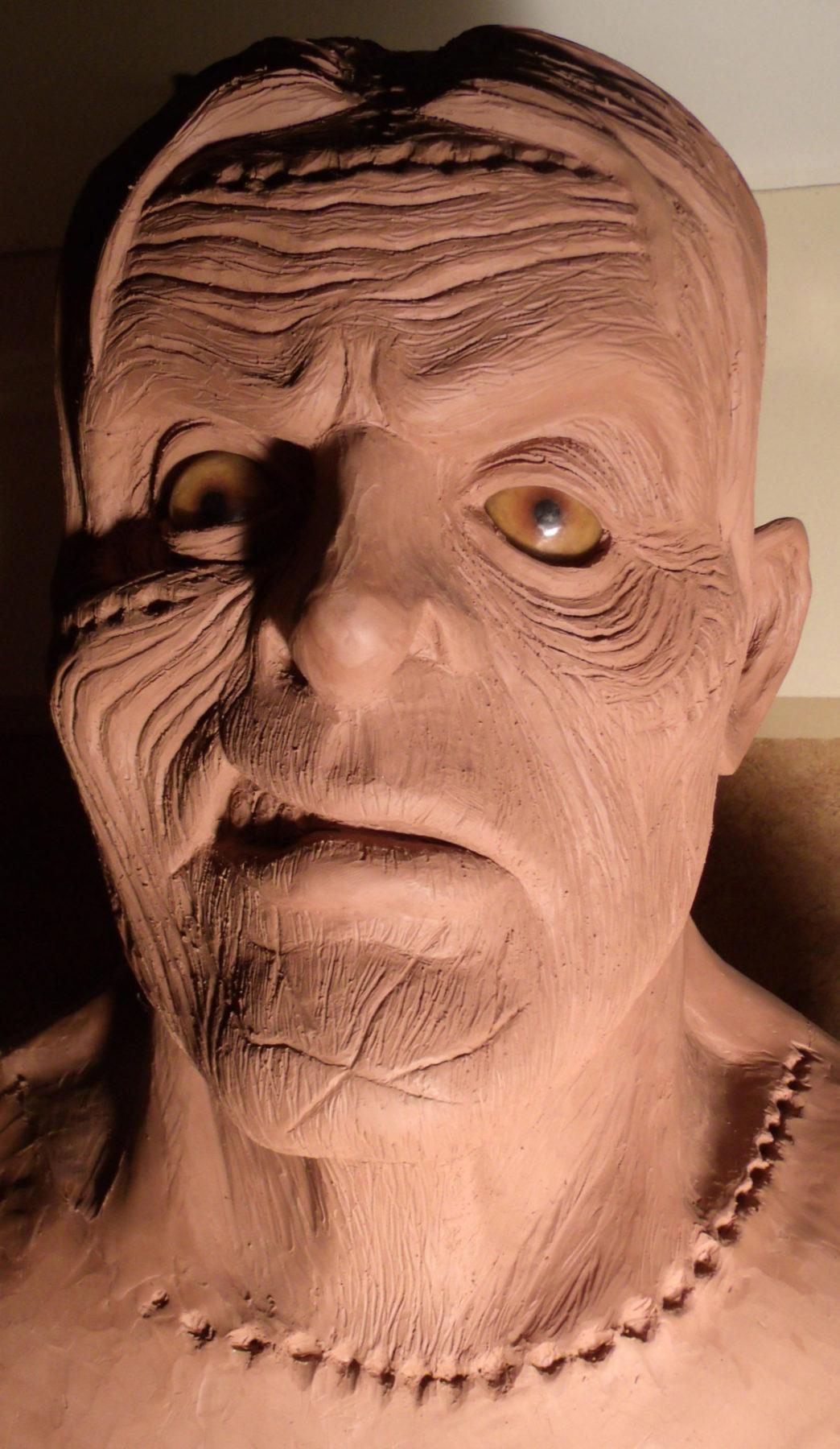 FRANKENSTEIN sculpture 3
