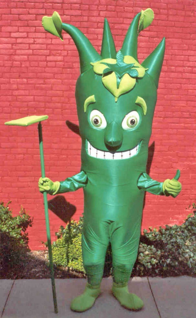 Green Thumb Guy