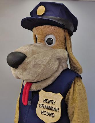 """""""Henry Grammar Hound"""""""