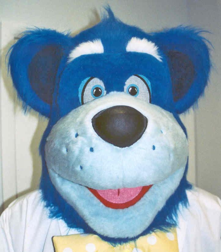 Holzer Bear head
