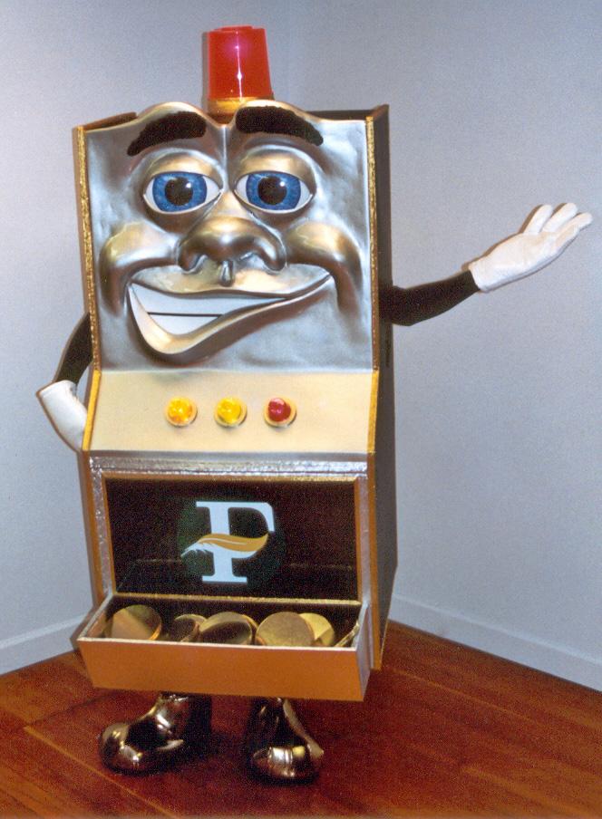 Jack Paysalot slot machine