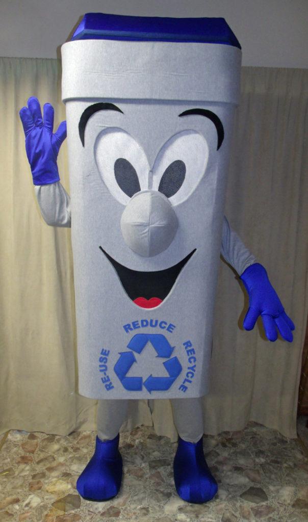 Kitsap County Recycle Man