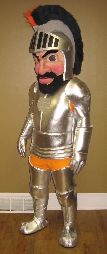 Bearded Knight