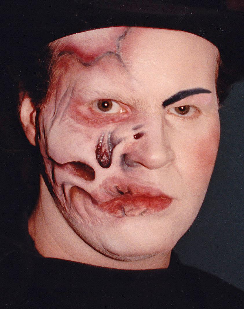 Make-Up Custom Masks & Props Gallery