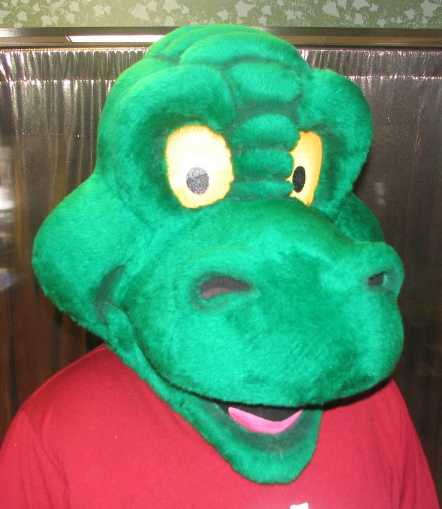 Maxx the Dinosaur