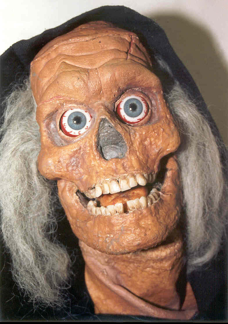 MR. DEATH puppet 1
