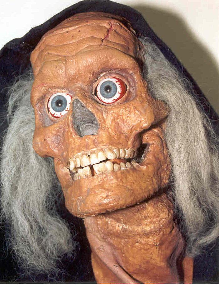 Mr. Death puppet 2