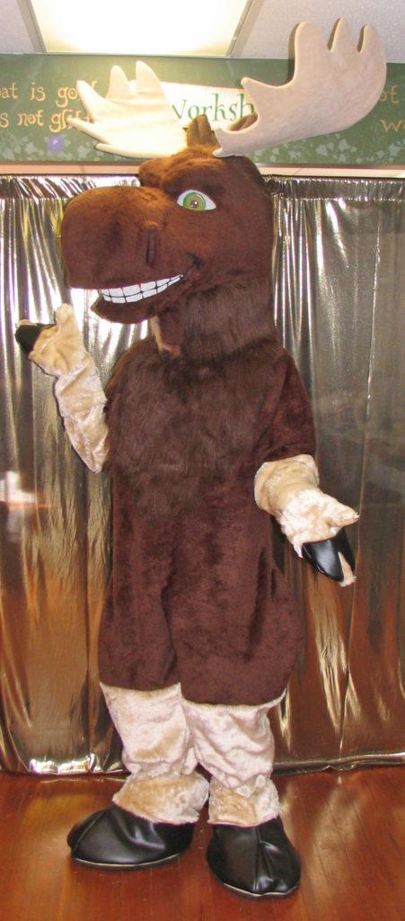 Otto the Moose