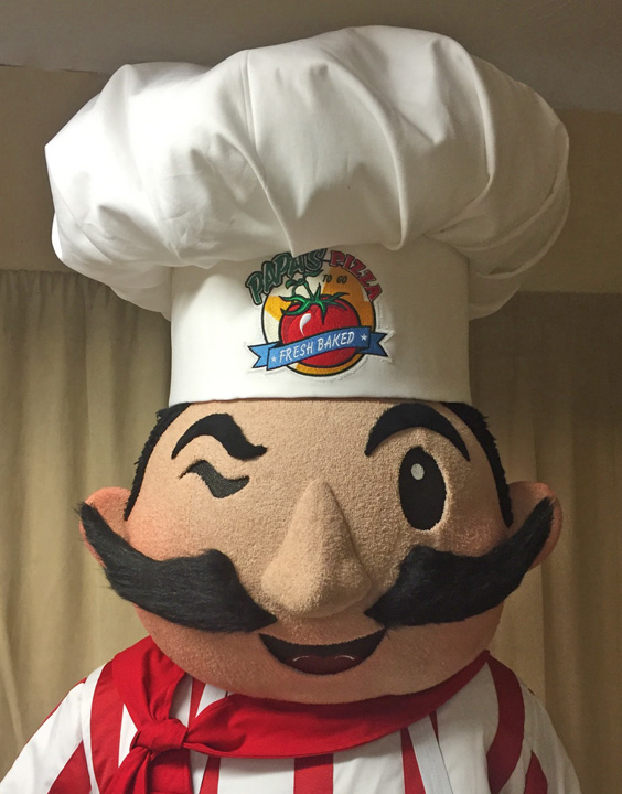 Papa's Pizza Man