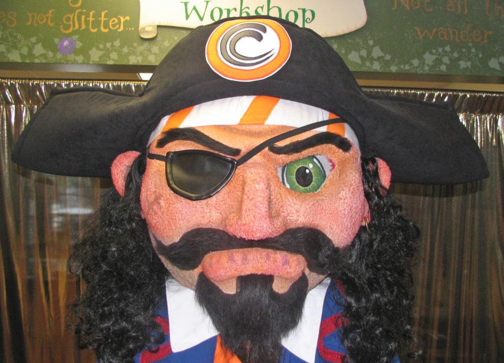 Pete the Pirate
