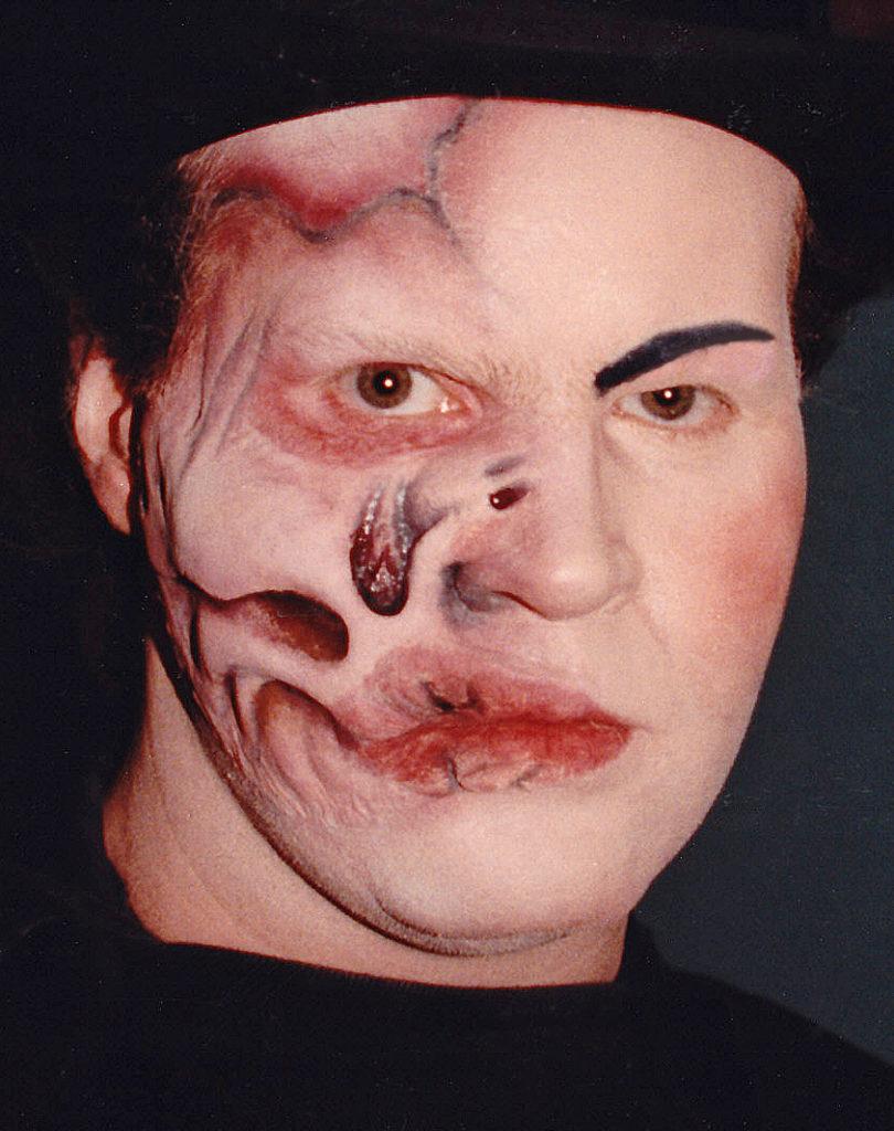 Phantom of the Opera makeup