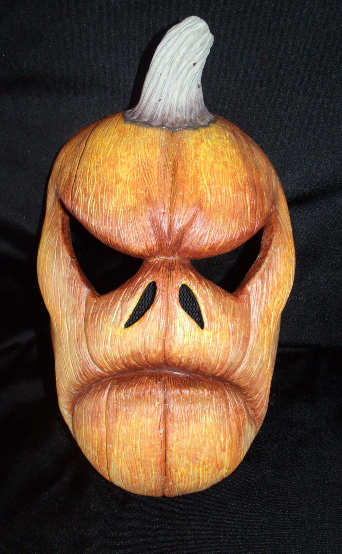 Fall PUMPKIN mask