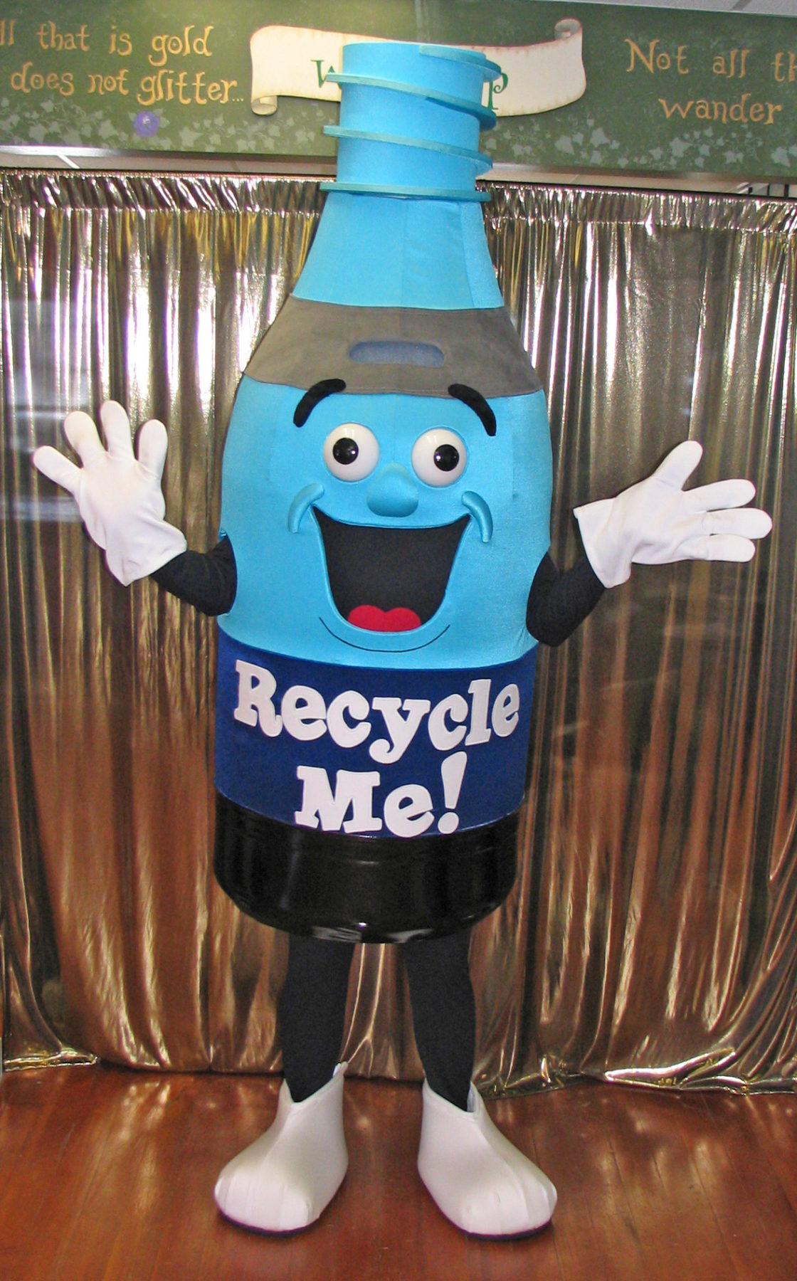 Recycle Mascots Custom Mascot Costumes Gallery