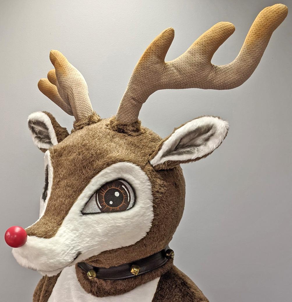 Reindeer Off-the-Shelf Mascot Costumes Gallery