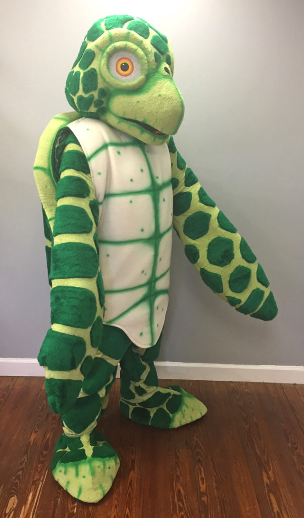 Ridley the Sea Turtle 1