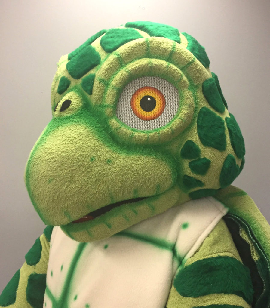 Ridley the Sea Turtle 2