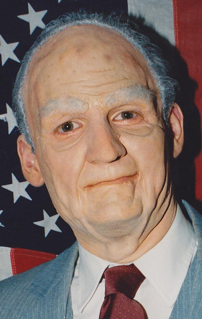 Old Man makeup