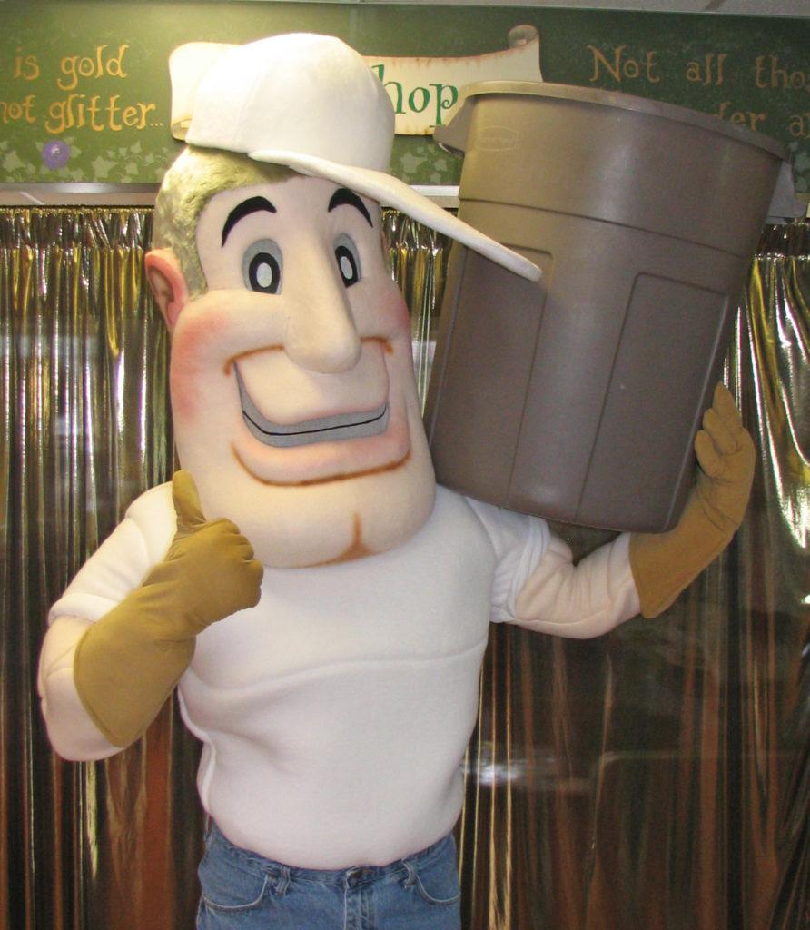Sam the Trash Man