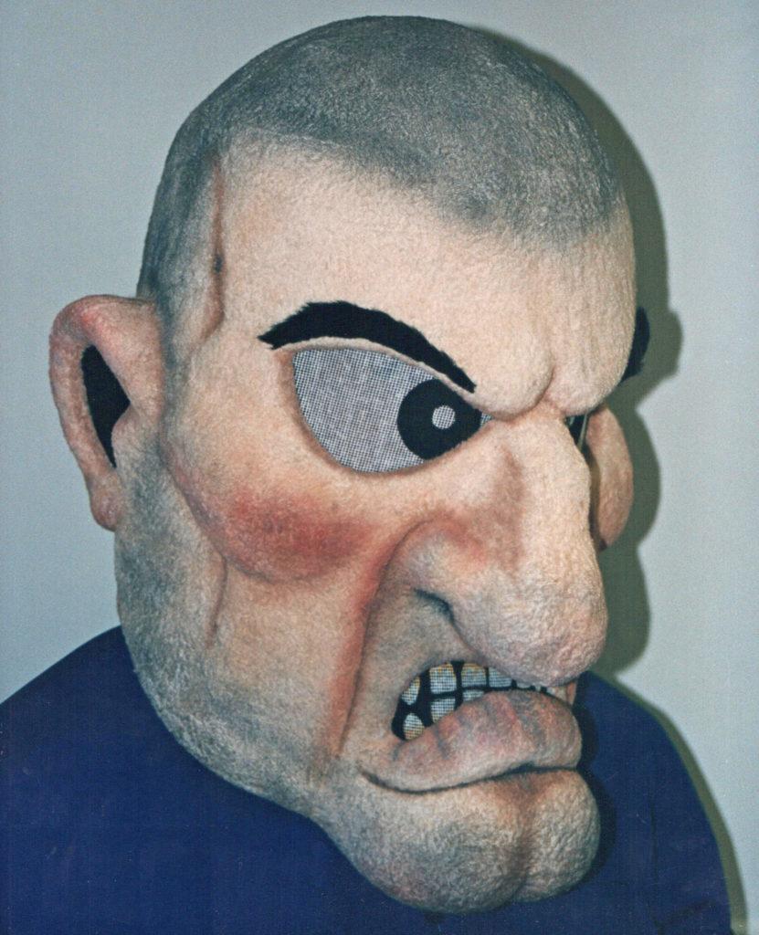 Sarge head