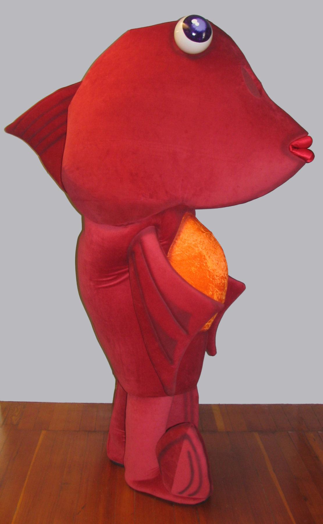 Sea Creatures Custom Mascot Costumes Gallery