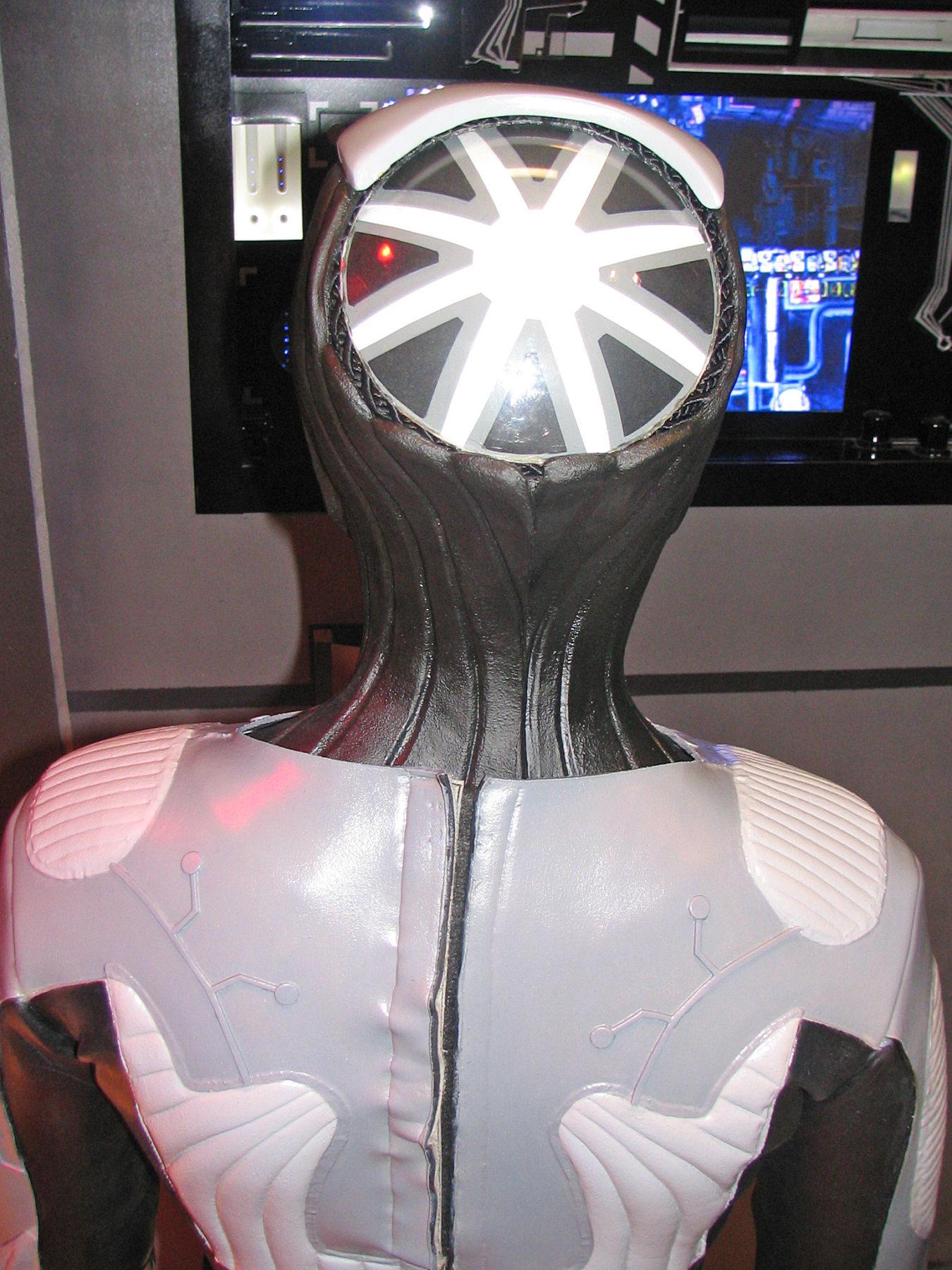 SEAN android costume 3