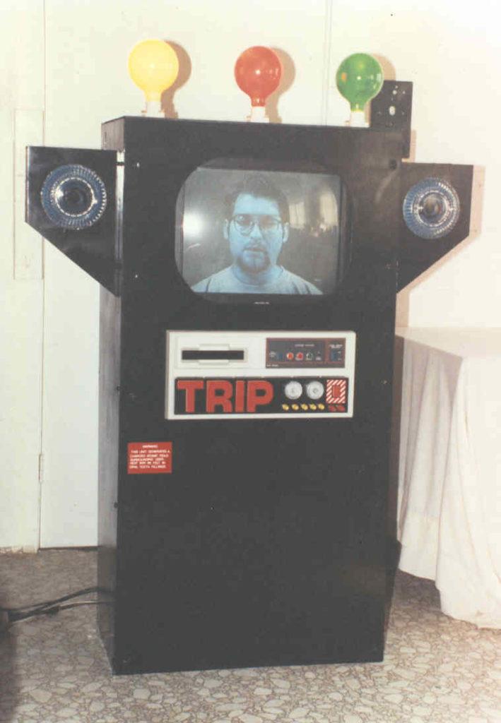 T.R.I.P. advanced computer theatrical prop
