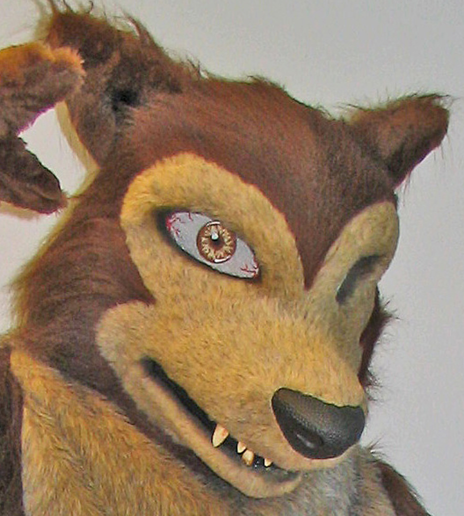 Wolves Off-the-Shelf Mascot Costumes Gallery