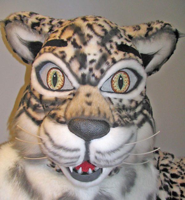 Off the Shelf Bobcat Mascot Costume