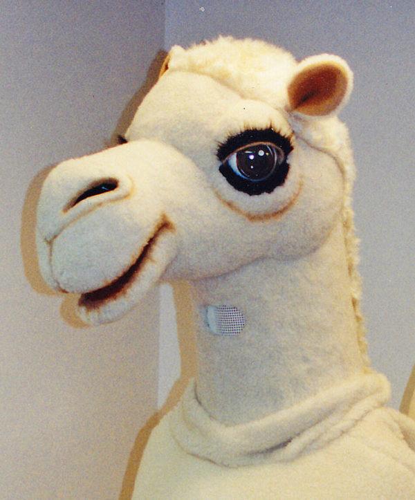 Off the Shelf Camel Mascot Costume
