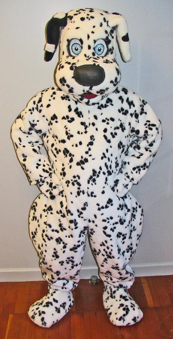 Off the Shelf Dalmatian Mascot Costume