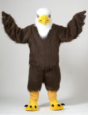 Off the Shelf Eagle Mascot Costume