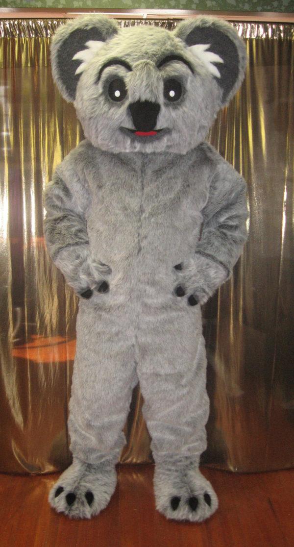 Off the Shelf Koala Mascot Costume