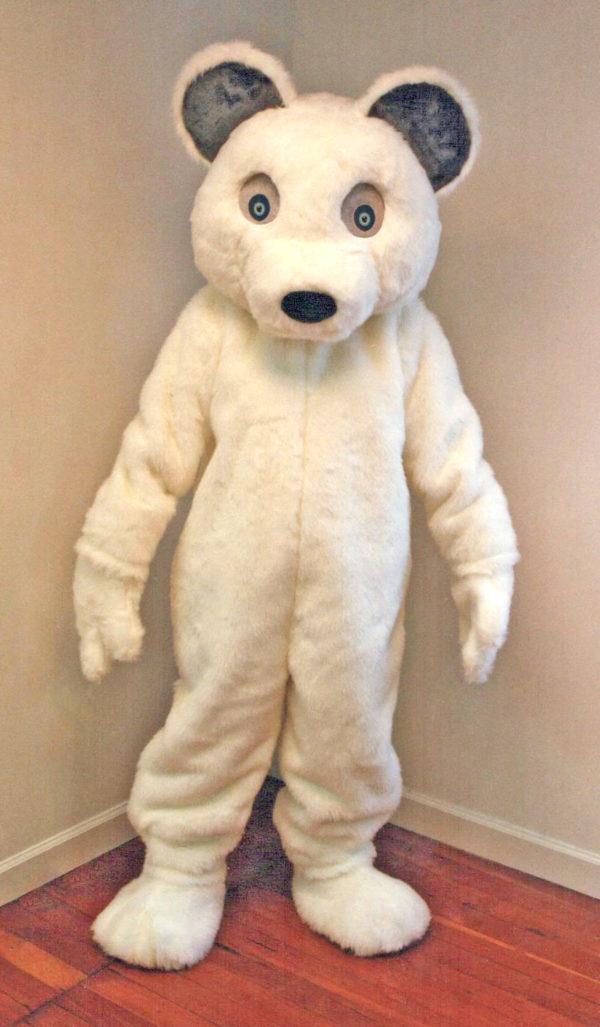 Off the Shelf Polar Bear Mascot Costume