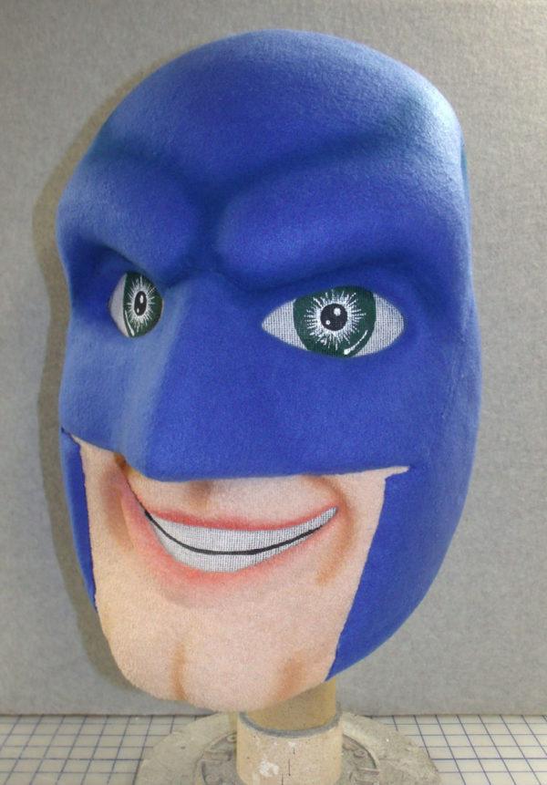Off the Shelf Superhero Mascot Costume